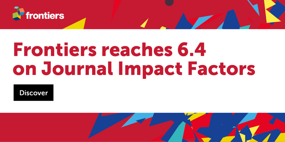Frontiers Journals with Impact Factors – Science & research news ...