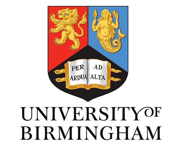 Image result for birmingham university logo