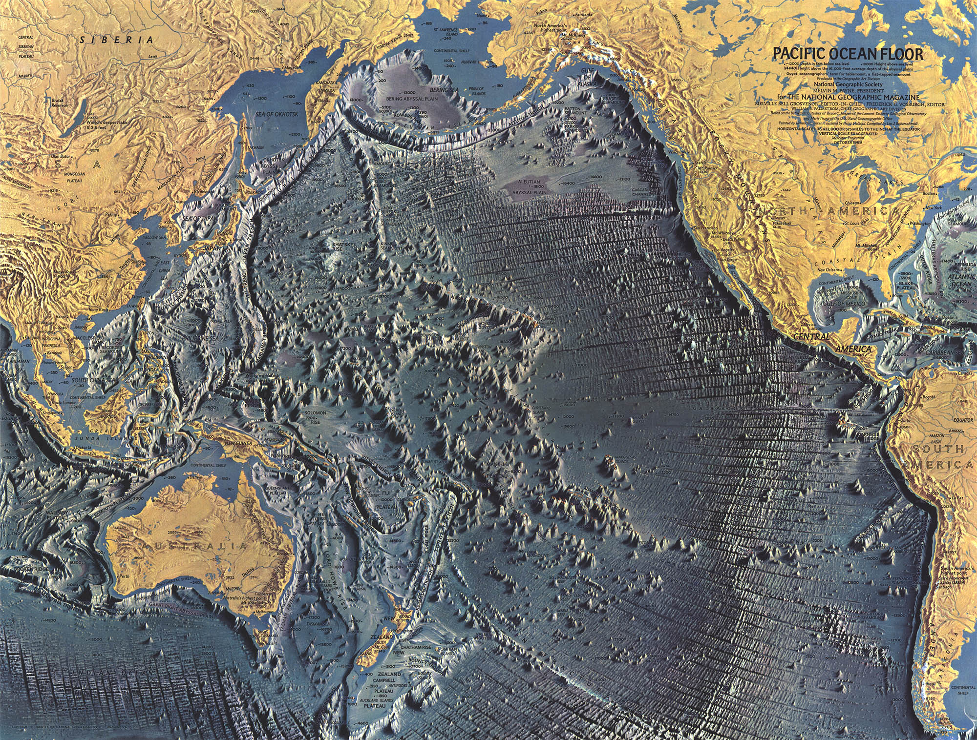 Marie Tharp Cartographer Extraordinaire 1920 2006 Science
