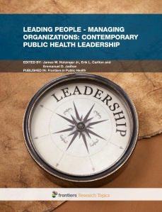 Editorial: Leading People – Managing Organizations: Contempora