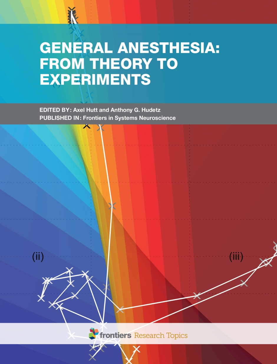 General Anesthesia: From Theory to Experiments