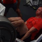 Simon leg press