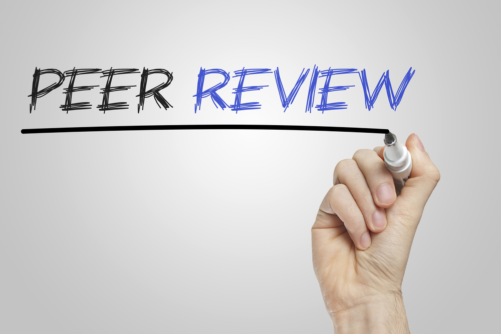 positive peer review