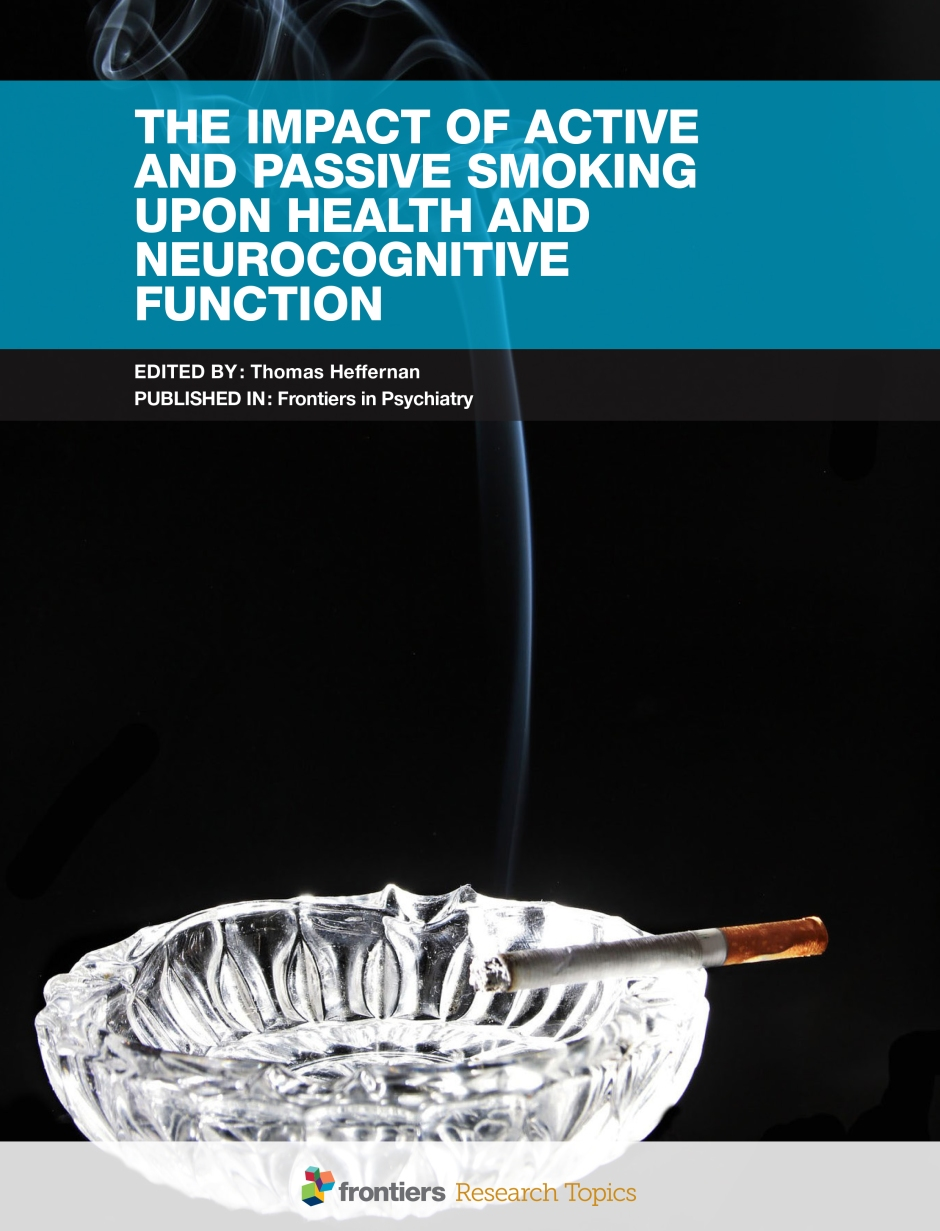 The Impact of Active and Passive Smoking upon Health and Neuroco