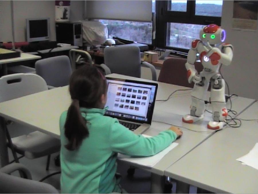 robotic tutors for primary school children  u2013 science
