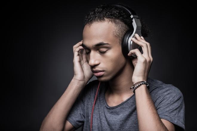 Image result for listening music