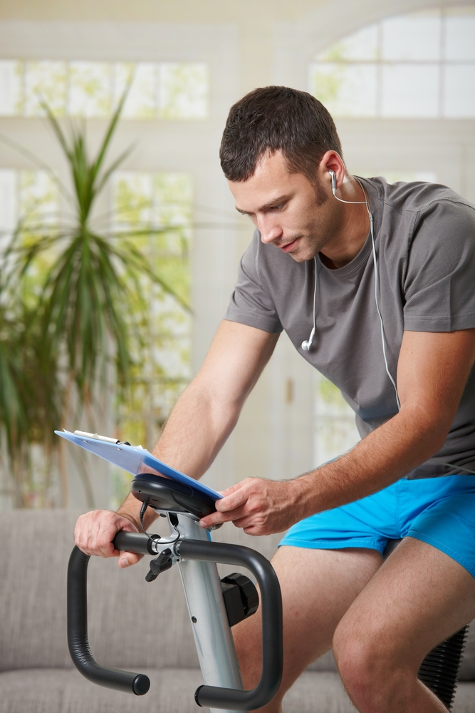 Researchers at Clemson University, South Carolina, have found that students who pedaled a stationary bike while studying had more consistent sleep quality and similar academic performance compared with students who studied at a traditional desk.