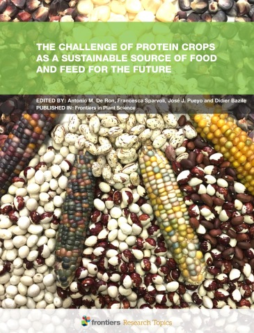 The Challenge of Protein Crops as a Sustainable Source of Food a