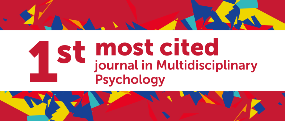 IM17_D3_1st most cited journal in Multidisciplinary Psychology