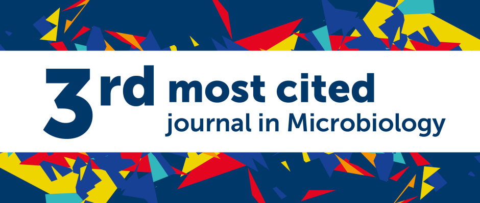 IM17_D3_3rd most cited journal in Microbiology_01