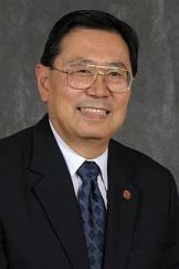 Professor Ojima portrait