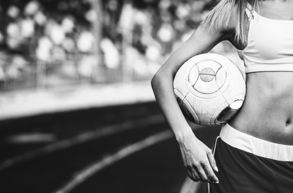 psychology research woman sports success gender roles