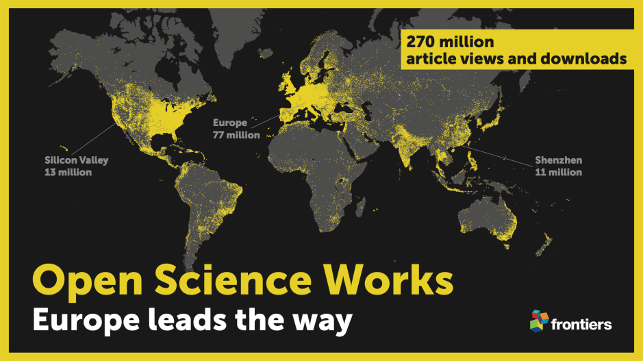 Frontiers Open Science Works