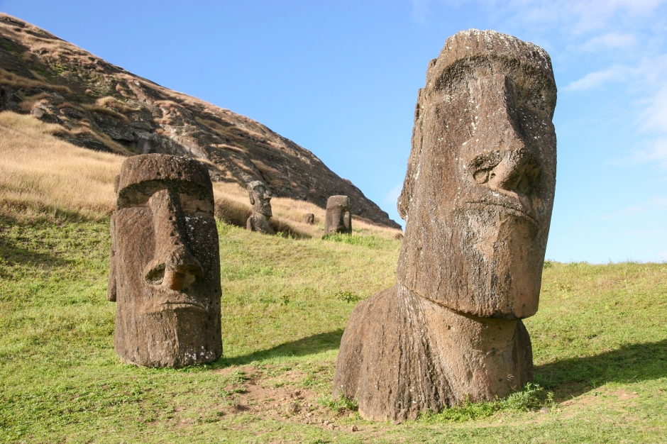 Easter Island Human Population