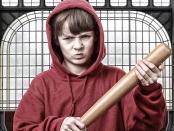 儿童和青少年暴力