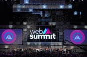 Frontiers CEO as invited panel member at Web Summit 2017