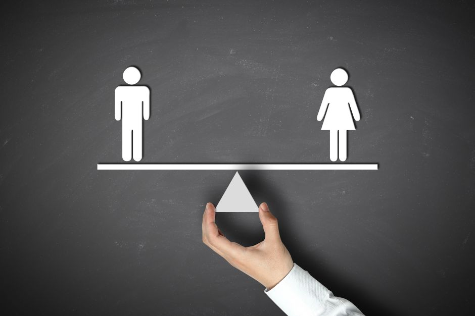 Gender inequality women in science