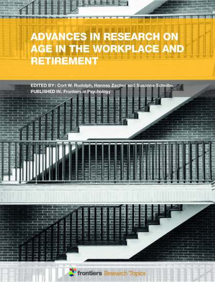 advances research age workplace retirement
