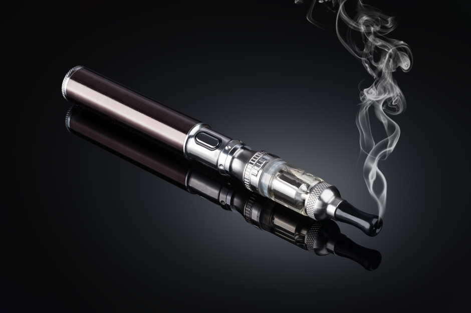 E-cigarette flavors health risk