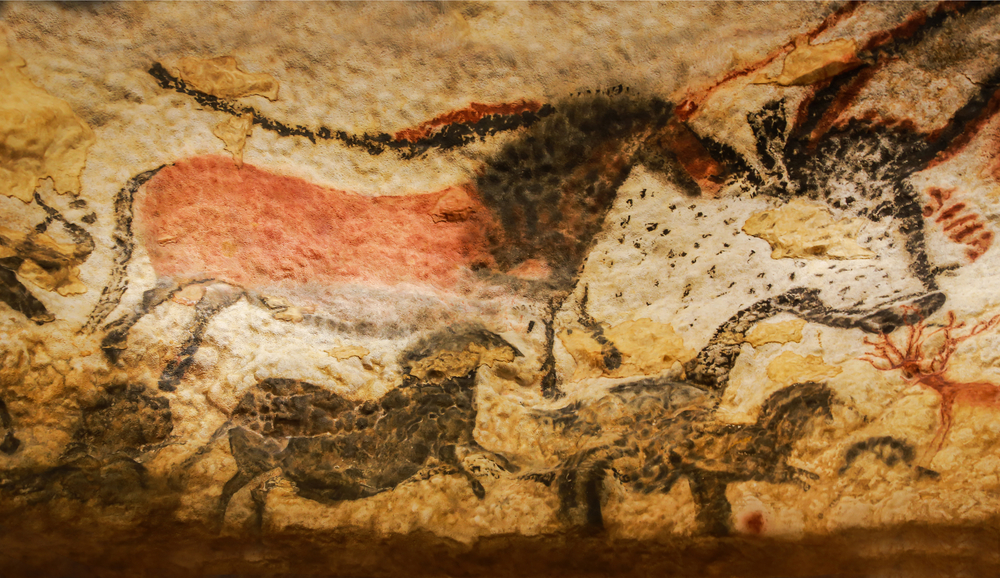 painting | Interactive Painter  |Ancient Rock Cave Drawings