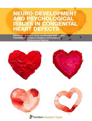 Neurodevelopment congenital heart defects