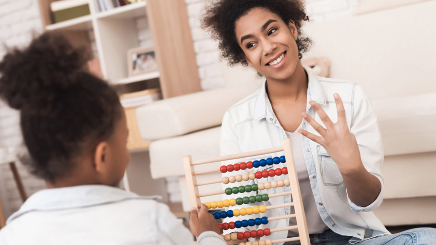 Early numeracy of young kids linked to specific mathematics activities at home