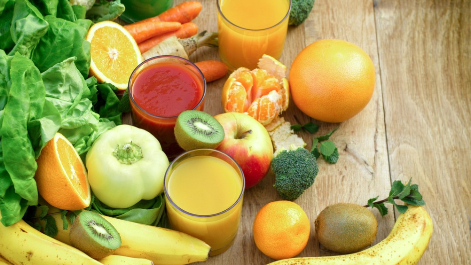 Raw fruit and vegetables provide better mental health ...