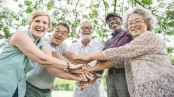 Research suggests that having a larger social network can positively influence memory and cognitive health as we age: Frontiers in Aging Neuroscience