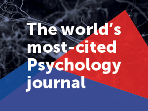 Frontiers in Human Neuroscience is world's most-cited Psychology journal and ranks in the top Impact Factor and CiteScore percentiles