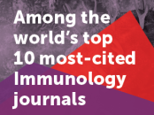 Frontiers in Immunology isamong the top 10 most-cited journals in its field and ranks in the top Impact Factor and CiteScore percentiles