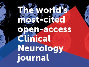 Frontiers in Neurology is the world's most-cited open-access journal in its field and ranks in the top Impact Factor and CiteScore percentiles