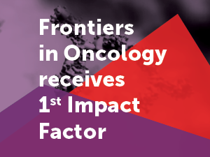 Receiving its first Impact Factor in 2018, Frontiers in Oncologyranks in the top academic journal impact metrics