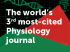 Frontiers in Physiology is world's 3rd most-cited Physiology journal and ranks in the top Impact Factor and CiteScore percentiles