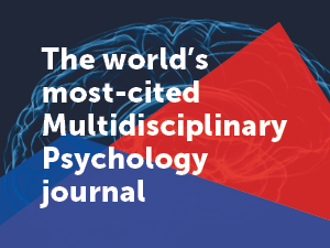Journal impact: Frontiers in Psychology – Science & research