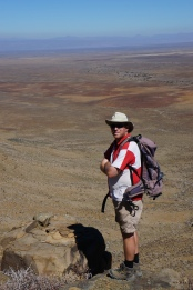 Specialty Chief Editor of Sedimentology, Stratigraphy and Diagenesis Professor Dave Hodgson