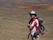 沉积学专业主编,地层学和成岩学教授戴夫·霍奇森