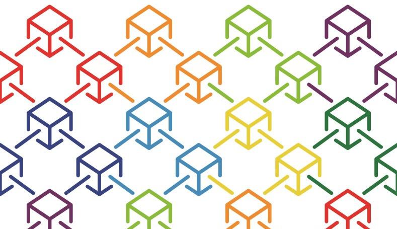 Frontiers in Blockchain logo