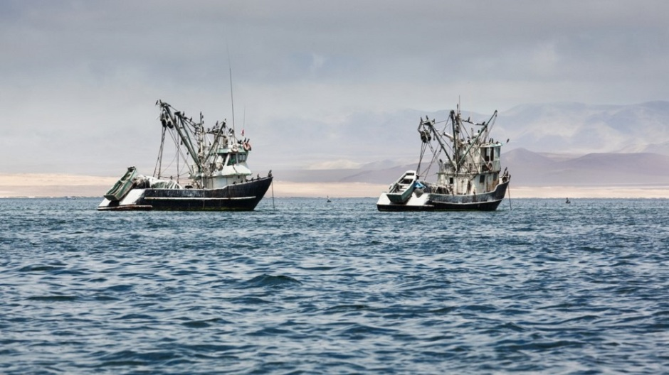 Frontiers in Marine Science: Exchanging catches at sea, in unregulated waters, provides opportunities for illegal activities like drug smuggling and human trafficking