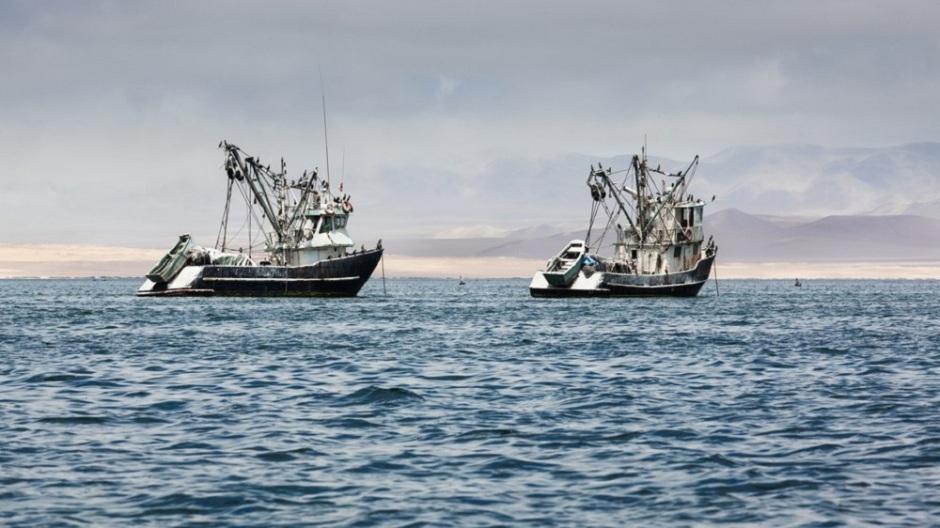 万博亚洲体育前沿海洋科学:在海上捕捞量交换,在不受管制的水域,提供机会让像毒品走私和贩卖人口等非法活动