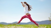 Frontiers in Pediatrics: Researchers show that regular physical activity without shoes may improve children's and adolescents' balancing and jumping skills