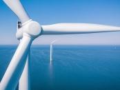 风力涡轮机的图像在海洋中。需要雄心勃勃,迅速采取行动,以减少气候变化及其影响 - 以及基于海洋的解决方案,显示了全球第一次大规模的评估重点应放在海洋:前沿海洋科学万博亚洲体育manbetx 手机客户端