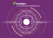 Frontiers in Artificial Intelligence cover art