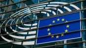 Image of the European Parliament facade: Frontiers, PLOS, eLife, Hindawi and other open science stakeholders ask the European Parliament to safeguard the open science provisions of the European Commission's Horizon Europe proposal