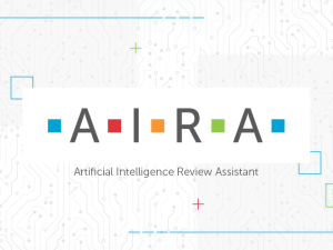 AIRA is the Artificial Intelligence Review Assistant integrated into the Frontiers Peer Review Platform