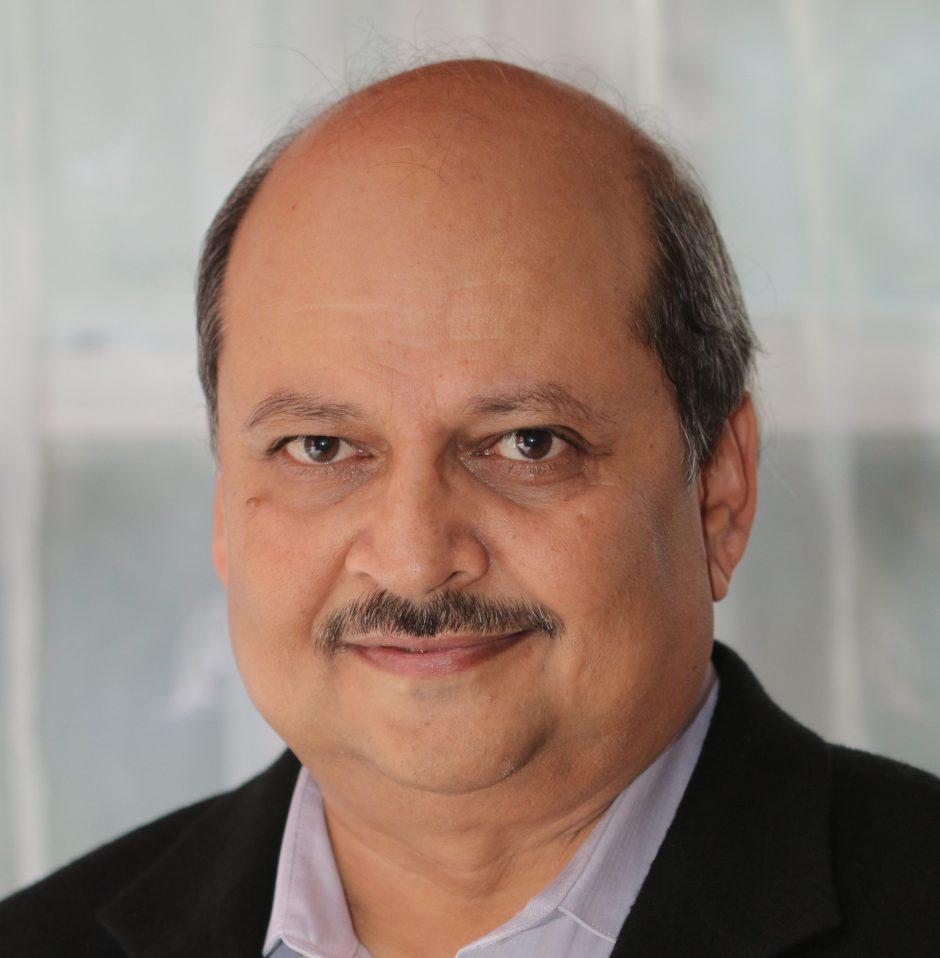 Praveen Kumar, Chief Editor of Frontiers in Water