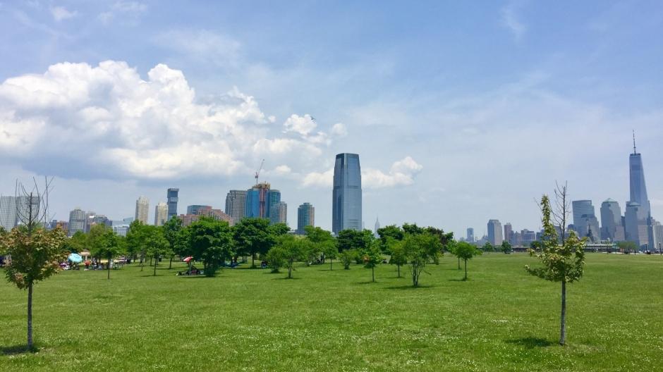 Park life. Taken in liberty State Park NJ summer 2018