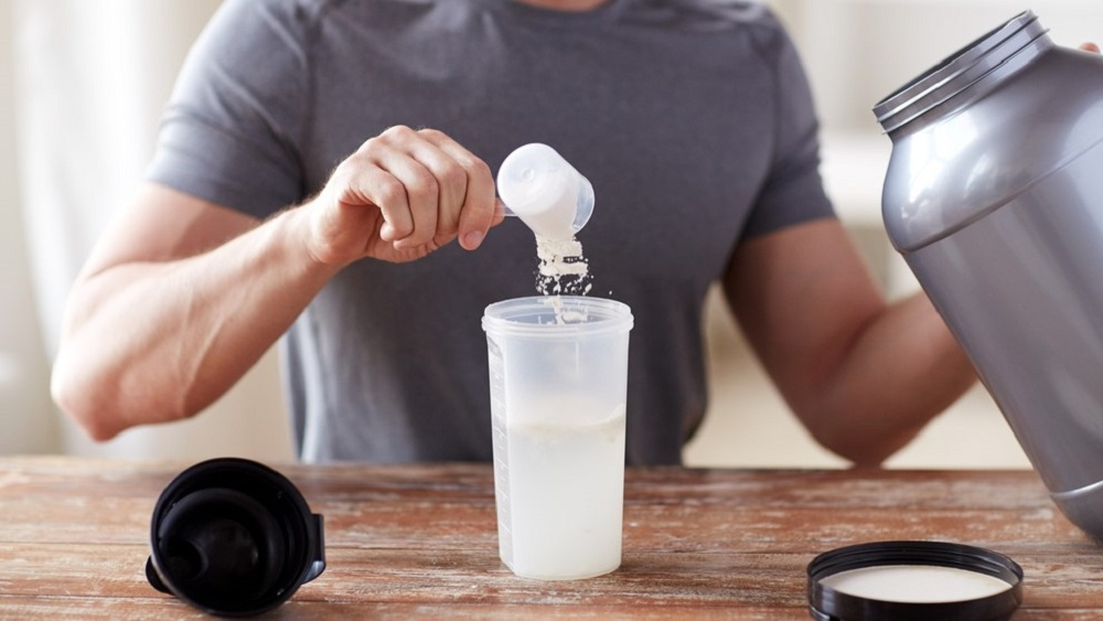 Frontiers in Nutrition: Downing a casein shake just before sleep increases muscle mass and strength gains from resistance training, without 'making you fat' -- but is the effect any different to your regular post-workout protein supplement?
