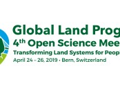Global Land Programme 4th Open Science Meeting 2019 banner image