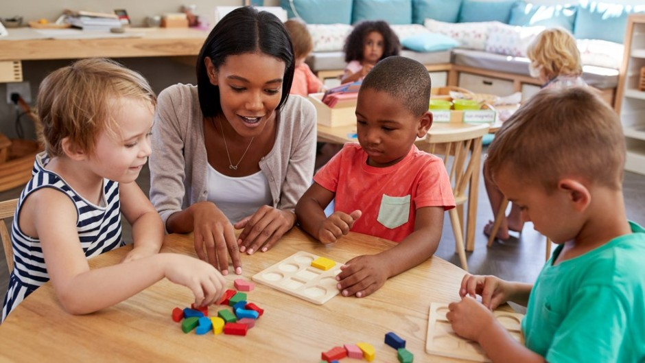 Frontiers in Education: UK study reveals that staff to child ratios and more importantly, staff qualifications and in-service training, can predict the quality of preschool childcare settings