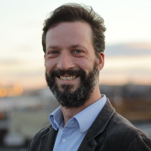 Image of Sean Manion, Specialty Chief Editor of Blockchain for Science